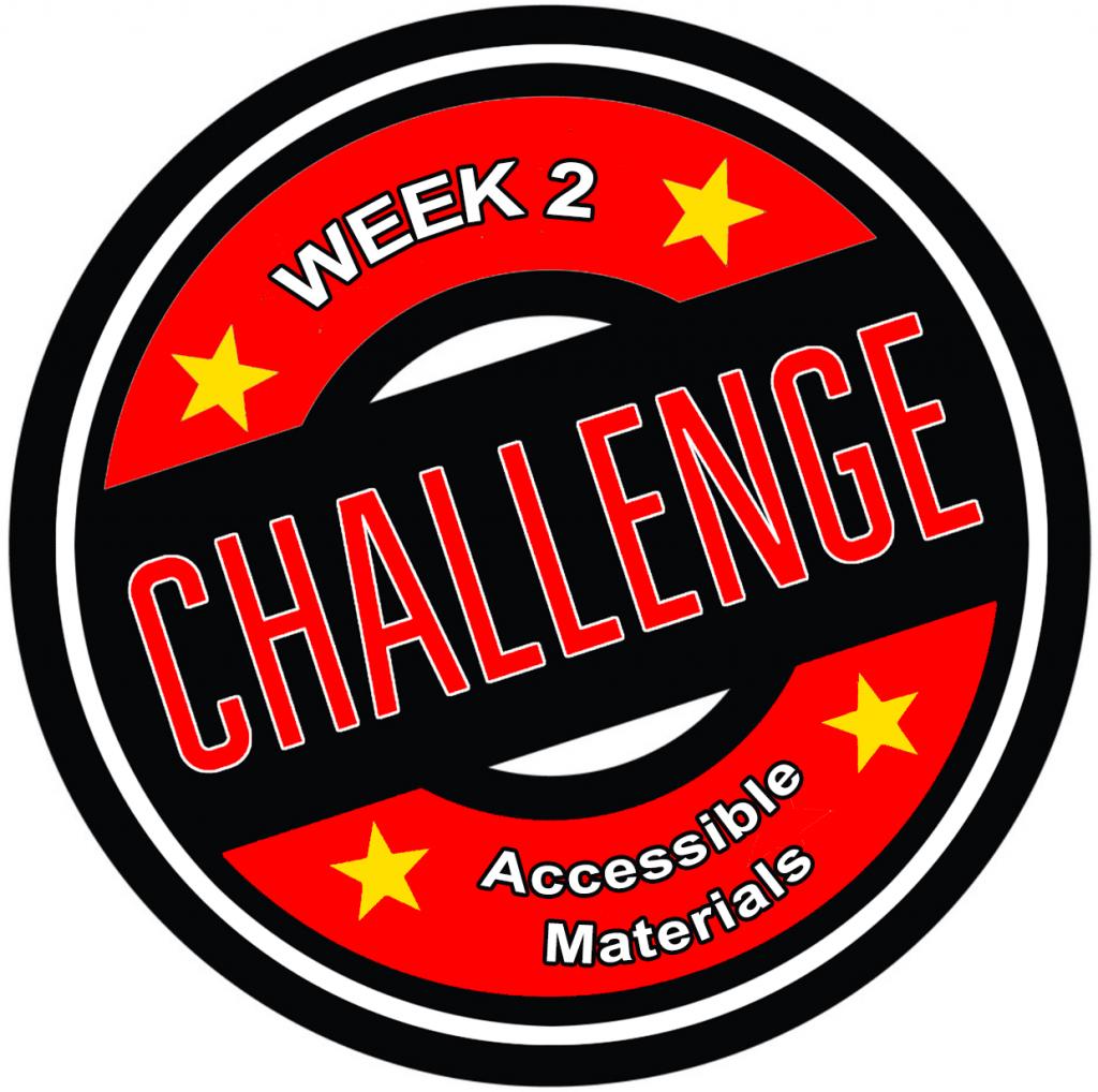 Week 2 Challenge Icon